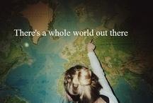 Be a traveler, not a tourist. / by Alejandra Ramirez
