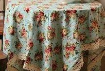 Doilys Napkins Tablecloths & Towels