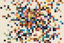 Digital: Pixel / by daiyuk Lam