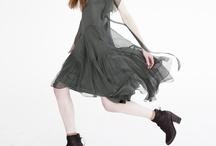 Fashion: dress/ Skirt / by daiyuk Lam