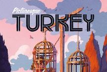 TRAVEL:  TURKEY - Seat of the Ottoman Empire / by Sarah L. Vargas