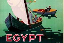 EGYPT - Land of the Pharaohs / by Sarah L. Vargas