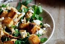 salade, greens n grains