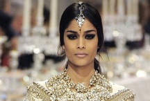 Haute Couture. . .INDIAN and other EASTERN FASHION/SARIS. . . . / by Sarah L. Vargas