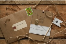Notes, Letters and Invitations