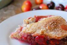 Scrumptious Pies/Desserts