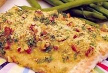Recipes- Fish 'n Fowl / by Stephanie Dearman