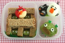 Bento Lunches / by Nike Peterson