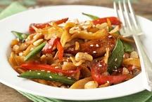 Love some Oriental Food / by Betsy Ellis