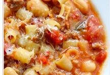 All Italian / If it tastes like Italian, and looks like Italian, then it must be Italian! / by Betsy Ellis