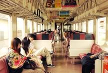 Japanese trains and Eki-ben