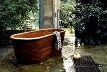 Bath Space ~ ~ / by Desra Lea