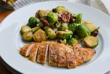Whole 30 & Paleo Meals / Paleo Dinners and Sides. No gluten, no dairy, no refined sugar.