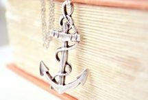 Anchors / I refuse to sink. / by Alexandra Philibert