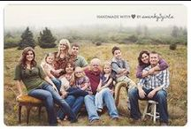 Photography for the Family / family and sibling pic inspirations  / by Kim Reese