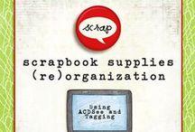 Digi Scrap- Organizing / by Carrie Arick
