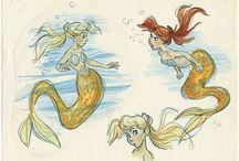 Disney Concept Art / Concept art of your favorite Disney movies, characters, and parks... :) / by Camodric Edwards