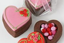 Valentine's Day / Discover inspiring crafts, foods and activities for romance and family fun including the children
