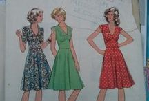Patterns I Own / Sewing patterns I own, for reference