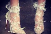 If The Shoe Fits / A collection of wedding shoes that aren't ugly. You're welcome in advance.