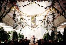 Down The Aisle / Wedding aisle inspiration and decor ideas. Make it count.