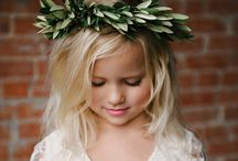 Flower Girls / Ridiculously cute stuff for the little ones.