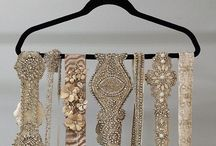 Accessorize / All the purses, belts, earrings, jewelry and other accessories you need on your wedding day.