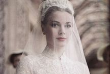 Vintage Brides / Amazing women, designers and gowns from the past that are about to school you in fashion and style.
