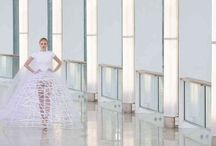 Haute Couture Brides / Runway bridal fashion to dream over.