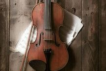 Play the Violin / by Ericca Spencer