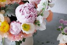 Spring Wedding / Decor, florals & details for your sunny spring wedding! / by Robe et Voile