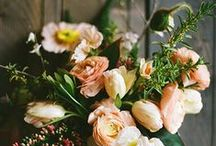 Fall Wedding / There's nothing like the rich, rustic feel of autumn to make a beautiful wedding day. Here are our favorite fall ideas for your inspiration!