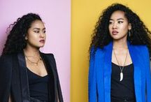 2.ENDO X KUNG'ARA / Models: Yvonne and Patricia Photographer: Lyra Aoko Wardrobe: Kung'ara Kenya Boutique Designers: Kwesh, ZikoAfrika, Alleon, Kipato Unbranded, Mo&N Assistance: Stephanie Omol, Yvonne Shamala