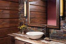 Rustic Spaces