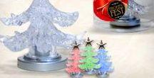 USB-Weihnachtsbaum / An trüben Tagen eine kleiner leuchtender Weihnachtsbaum für den Schreibtisch von Kunden, Geschäftspartnern und Mitarbeitern.