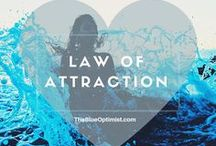 Law of Attraction / Law of Attraction and manifestation tips
