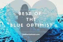 Best of The Blue Optimist / Law of Attraction and manifestation tips