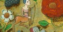 Fantastic Creatures in Illuminated Manuscripts / Arte