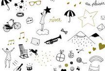 Peet's... Illustraties #Illustrations / by Peet's... inspiratie