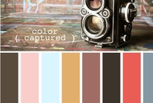 all things color / by Aimee Strickland