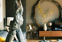 Interiors / by Amy Hirsch