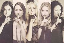 Pretty Little Liars ♡ / by Jennifer Anderson