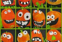 School - October / by Kasey Waldrop Robinson
