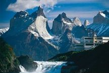 Travel destinations / Travel is part of our retirement plan. / by Leslie Herbert