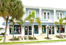 VERO BEACH SHOPPING / Vero Beach offers some excellent one-of-a-kind boutiques and shops.  Barbara Martino-Sliva Realtor with Dale Sorensen Real Estate.