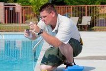 Swimming Pool Maintenance / by SwimmingPool.com