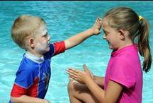 Stay Safe! / by SwimmingPool.com