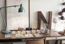 Peet's... Werkkamer # Workspace / by Peet's... inspiratie