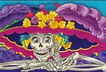 Día de los Muertos / by deborah