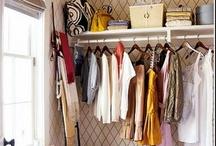 Closet / by Taime Neeyaphan